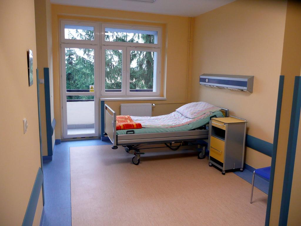 Czytaj więcej o: Zakończenie dostosowania sal dla pacjentów niepełnosprawnych