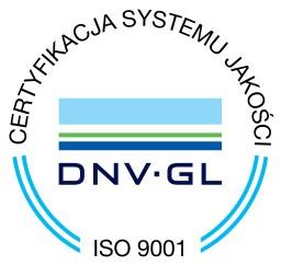 Czytaj więcej o: Certyfikat ISO 9001:2008