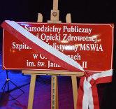 Czytaj więcej o: Jubileusz 30-lecia SP ZOZ Szpitala Specjalistycznego MSWiA w Głuchołazach im. św. Jana Pawła II